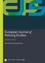 Issue 3: Plural Policing – Guest Editors: Jan Terpstra & Elke Devroe